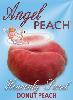 Angel Peach Tree - Donut Peach - Prunus persica